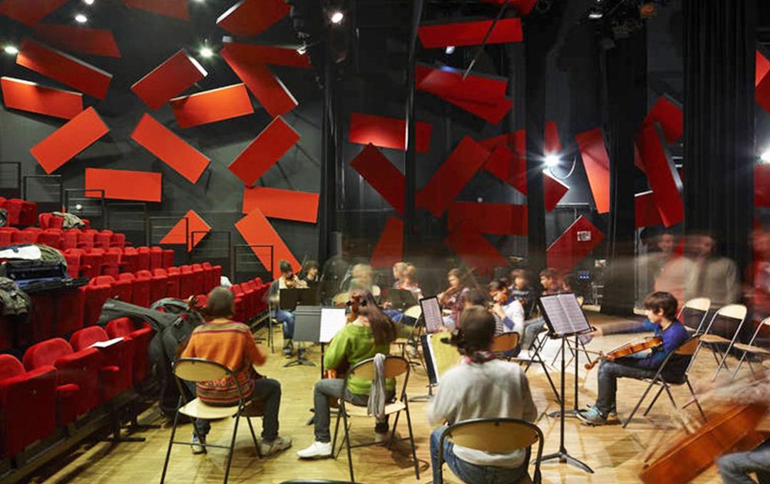Space acoustics