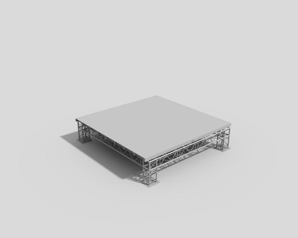 Pakeliamos grindys-stalas